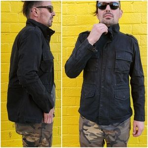 Aether Apparel Etaproof Military Pilot Jacket
